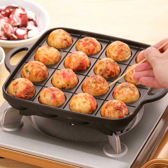 Takoyaki, le polpette di polpo dal gusto unico